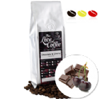 Chocolate & Black Cherry (Flavoured Coffee)